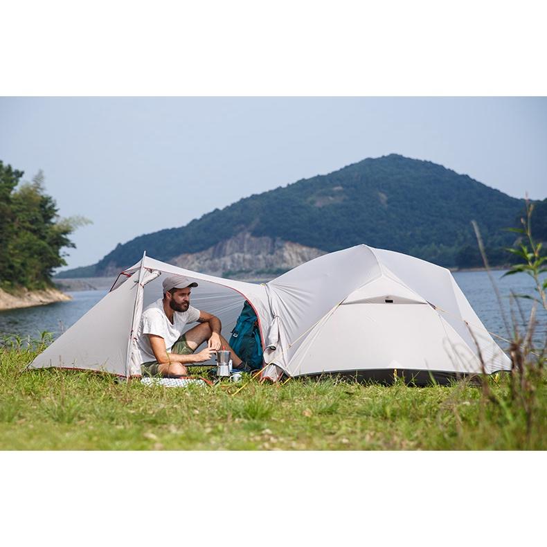 ◘☏☞Naturehike Tent Vestibule สำหรับ Mongar 2 (ไม่รวม Mongar 2 Tent !)