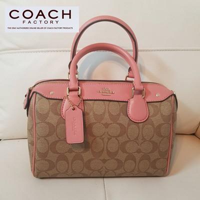 กระเป๋า coach ทรงหมอน มีมุด งานแท้💯 (สาย,การ์ด,ถุงผ้า,ถุงกระดาษ)