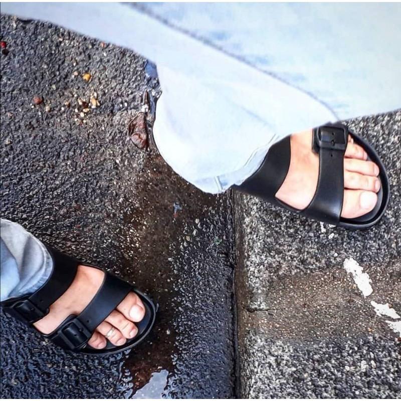รองเท้าแตะแบบสวม# ❌ขายเฉพาะใน live สดจ้า❌Bikenstock