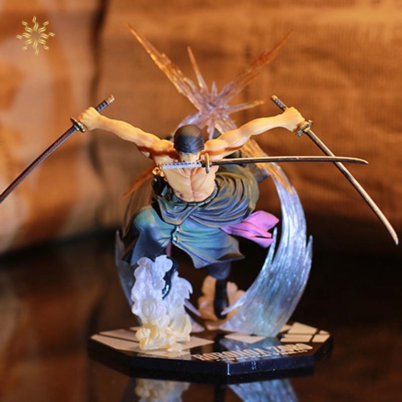 Sauron PVC Action Collection Figure Model Gift Luffy Two-headed Eagle Demon Slayer Sauron YIYUETH