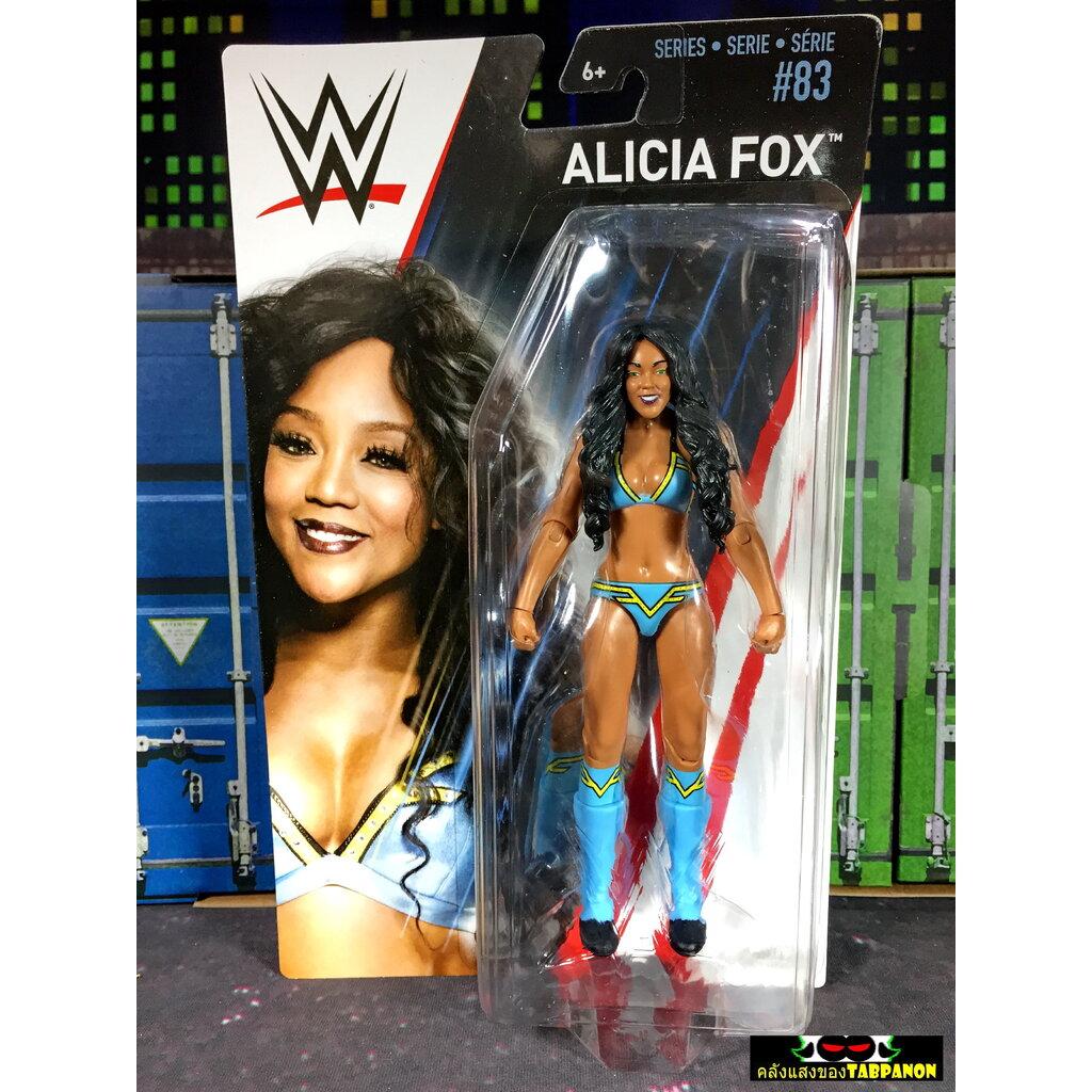 [18.01] WWE Series 83 Alicia Fox 7-Inch Basic Figure