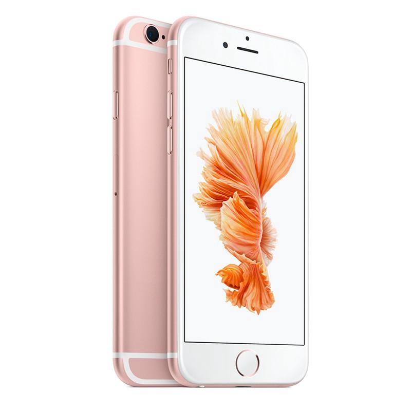 Apple iPhone 6s Plus สีชมพู/Pink อุปกรณ์ครบชุด   มือสอง/ มือ2
