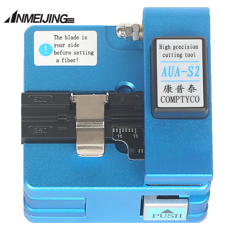 Fiber Tools AUA-S2 high precision Optical fiber cutter  optical fiber fusion cleaver