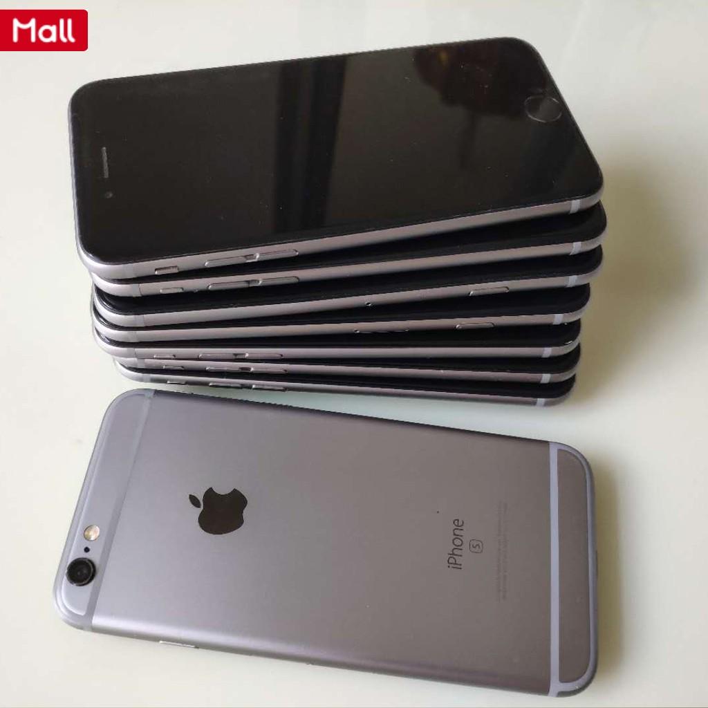 11.11  12.12iPhone 6s plus 64gb/128G  100%แท้  ไอโฟน 6sp  โทรศัพท์มือถือมือสอง iPhone 6s plusApple(แอปเปิ้ล)