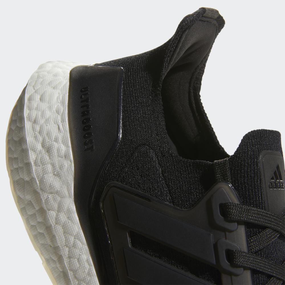 adidas RUNNING รองเท้า Ultraboost 21 ผู้ชาย สีดำ FY0378