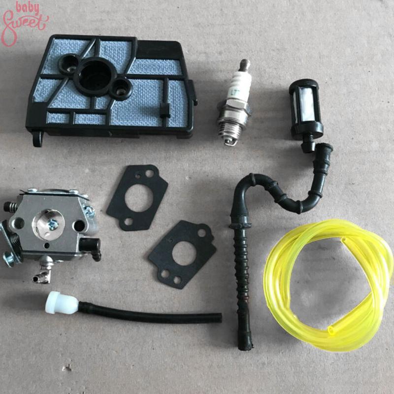 Carburetor Kit For Stihl 028AVSEQWB Gasket Fuel filter Air filter Tool 028 Super 028AVSEQ 028AVSEQW Convenient