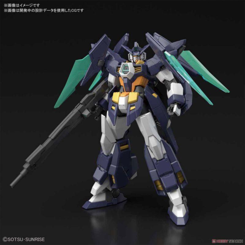 ⭐TGS⭐HG Gundam Try Age Magnum (HGBD:R) (Gundam Model Kits) 1Vqb