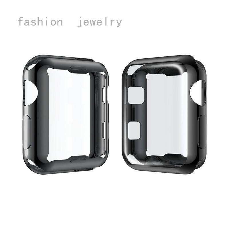 เคสกรอบ Pc สําหรับ Apple Watch Band 42 มม . 38 มม . Iwatch 3 2 1