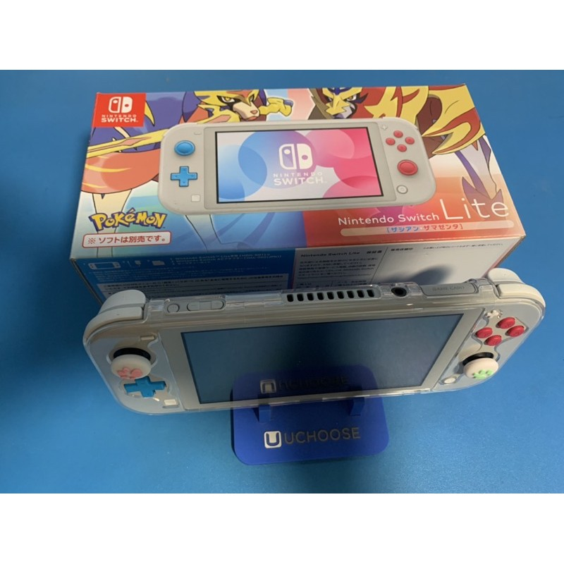 Nintendo Switch Lite Pokemon by Maxsoft Asia Singapore มือสอง