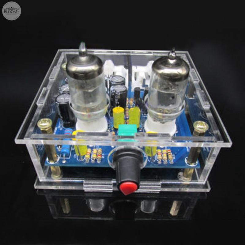 DIY Class 6J1 Vacuum Tube Preamp Preamplifier HIFI Headphone Amplifier Kit  GB