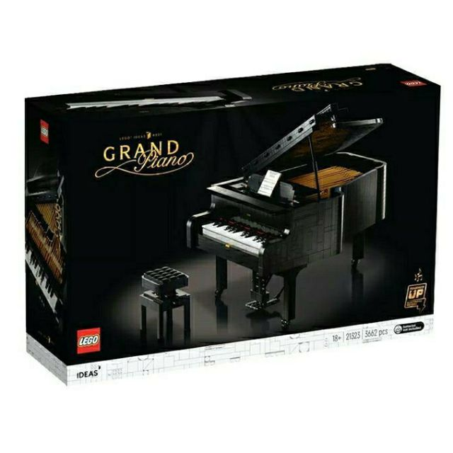 เลโก้ 21323 lego grand piano
