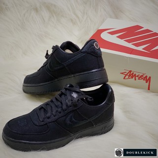 STUSSY X NIKE AIR FORCE 1 LOW_TRIPLE BLACK [CZ9084001]