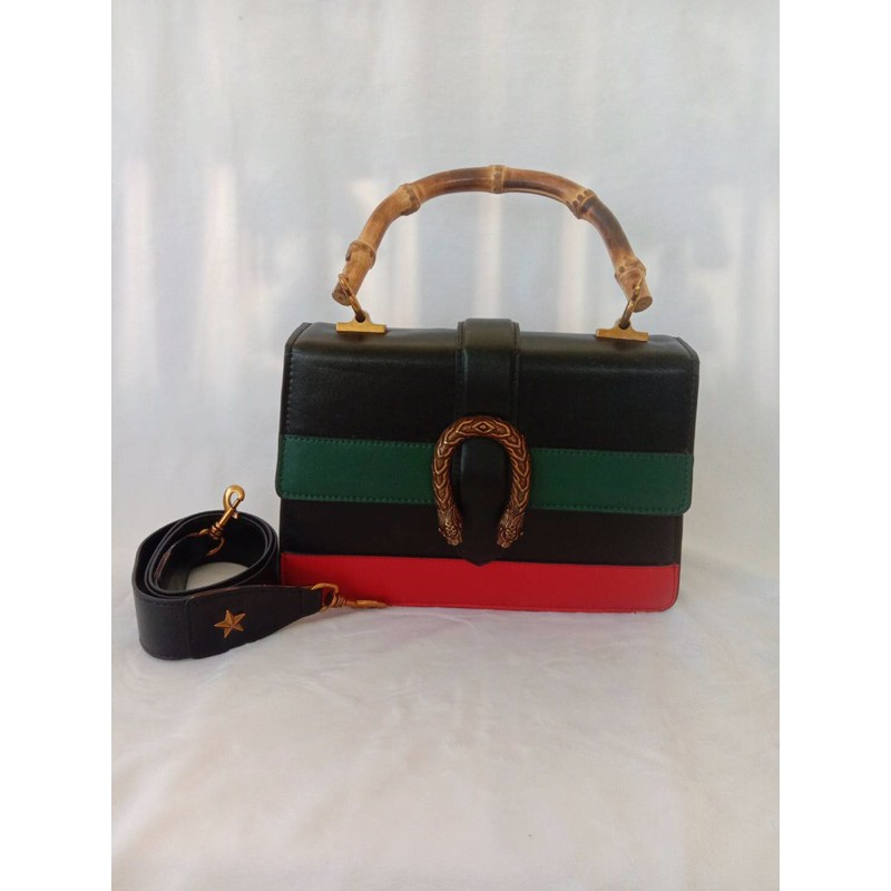 กระเป๋าแบรนด์ GUCCI Dionysus (กุชชี่ ไดโอนีซุส) pre-loved
