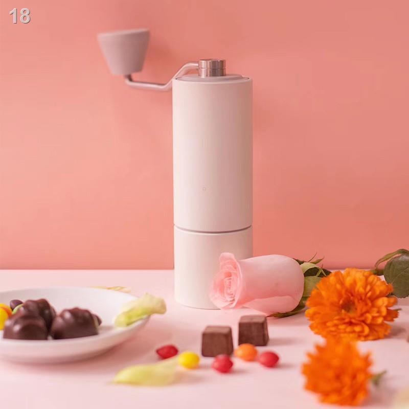 ❒Tamo เกาลัด C Hand- เครื่องบดกาแฟแบบหมุนในครัวเรือนแบบพกพาเครื่องบดเมล็ดกาแฟทำด้วยมือเครื่องชงกาแฟแบบมือบด