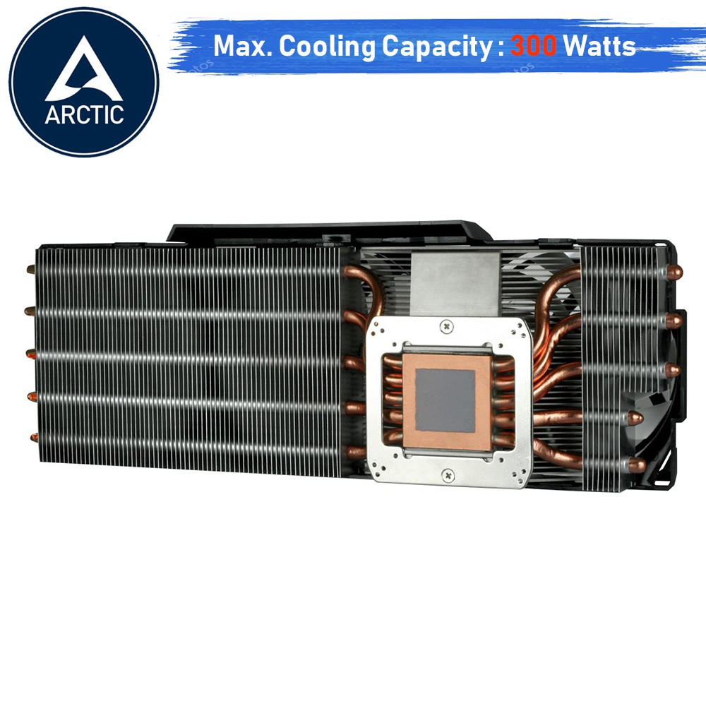 Graphics Card Cooler Arctic Accelero Xtreme III | Shopee