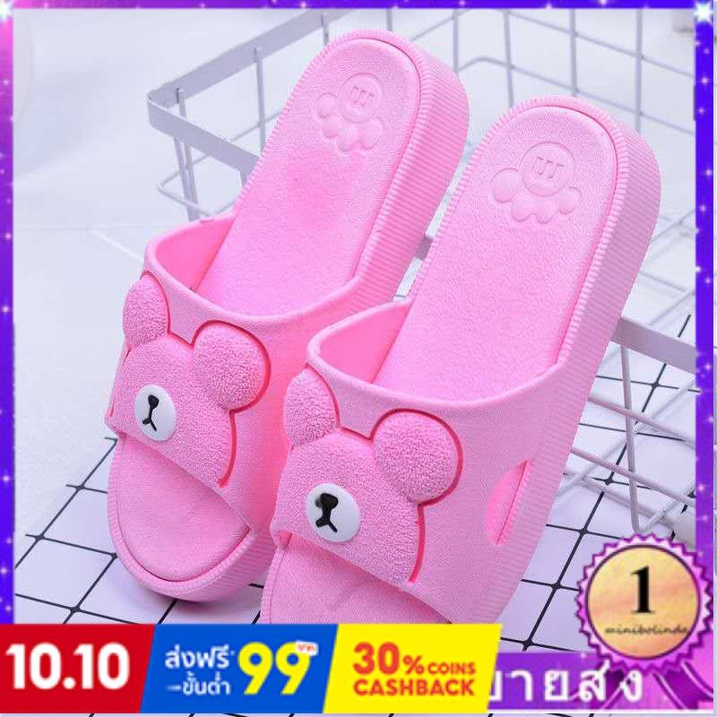 ⭐👠รองเท้าส้นสูง หัวแหลม ส้นเข็ม ใส่สบาย New Fshion รองเท้าคัชชูหัวแหลม  รองเท้าแฟชั่นรองเท้าแตะของผู้หญิงเค้กฟองน้ำด้านล