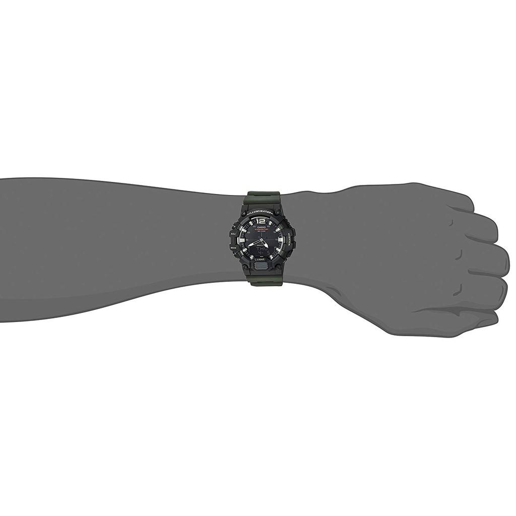 [ใส่โค้ดลดเพิ่ม 8%*] ของแท้ นาฬิกาข้อมือ Casio รุ่น HDC-700 ASvr