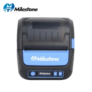 please COD Milestone MHT-P80F Thermal Receipt/Label 2 in 1 POS Printer 80mm Bluetooth Android/iOS/Windows for Small Busi