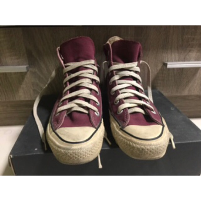Converse All Star Made in USA size 4.5 (over 25 cm)