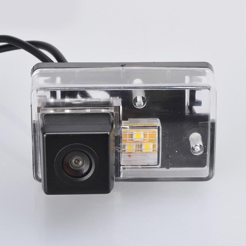 กล้องมองหลังCcd Peugeot 206 207 306 307 406 406 405 4008 กล้องติดรถยนต์แบบกันน้ํา