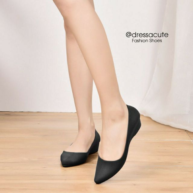 รองเท้าคัชชูสีดำ แค่ลองใหม่มากก💗