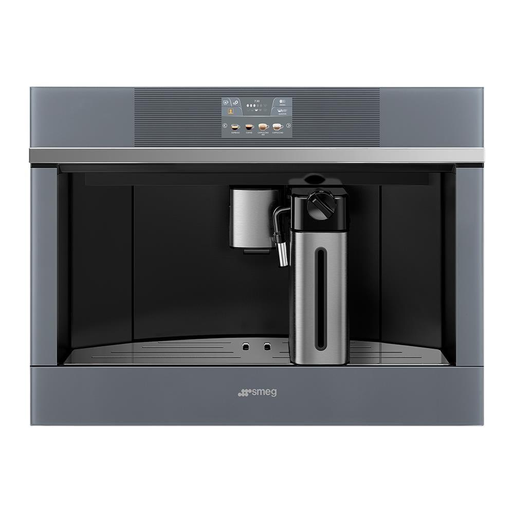 เครื่องชงกาแฟบิวท์อินแรงดัน SMEG CMS4104S เครื่องทำกาแฟบิวท์อิน BUILT-IN PRESSURE COFFEE MAKER SMEG CMS4104S เครื่องใช้ไ