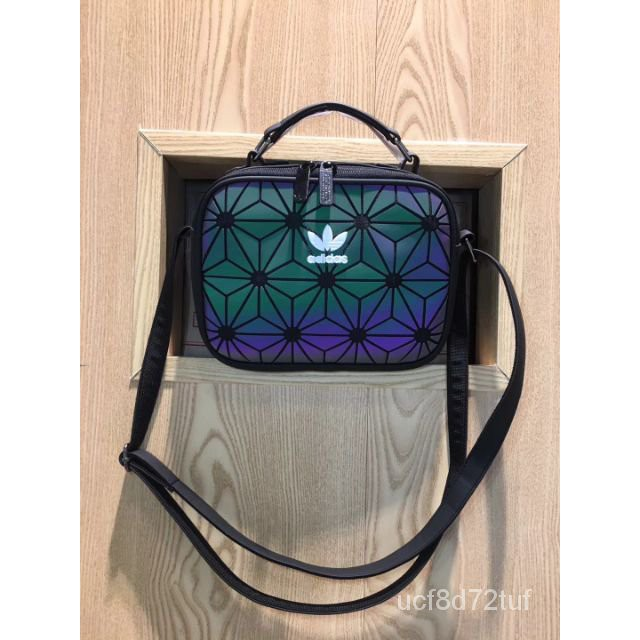 5SSo [CLEARANCE SALES] Adidas 3D Issey Miyake Sling Bag HandBag Clutch Bag Casual Sport