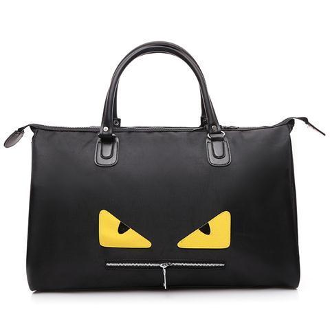 ▲◙สัตว์ประหลาดตัวเล็กระยะใกล้ความจุมาก กระเป๋าเดินทางแบบพกพา กันน้ำ กระเป๋าเดินทางใบเล็ก กระเป๋าเดินทางผู้ชาย กระเป๋าดัฟ