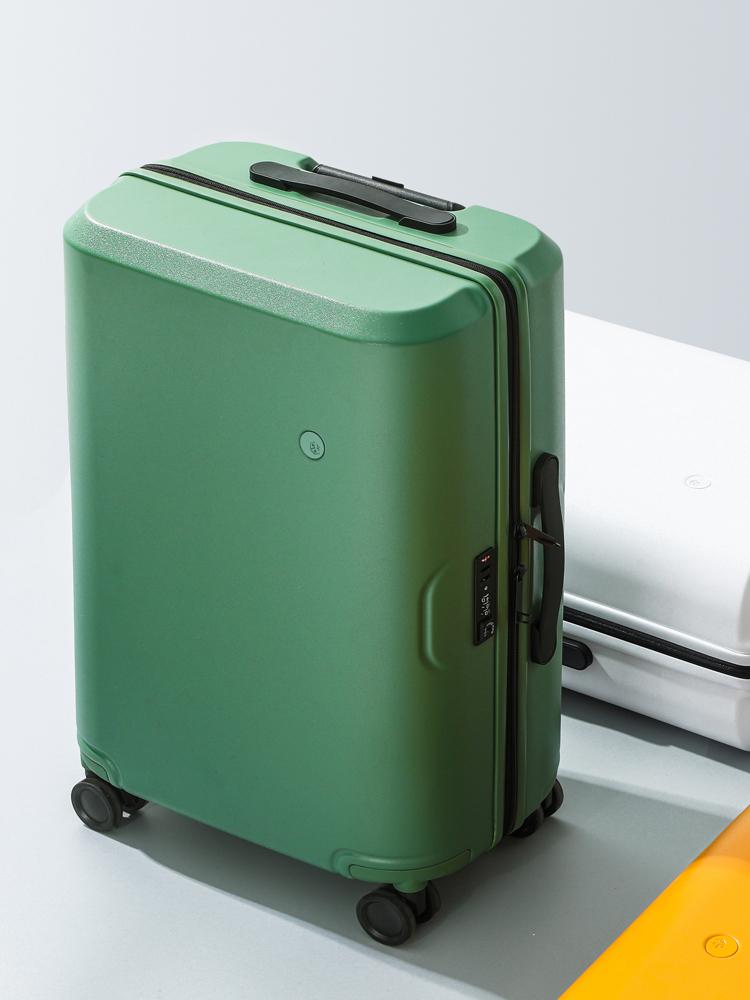 กระเป๋าเดินทางผู้หญิงใบเล็ก20-นิ้วinsสุทธิสีแดงรถเข็นใหม่24กระเป๋าเดินทางนักเรียน26กล่องรหัสผ่านขึ้นเครื่อง