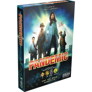Pandemic [BoardGames]