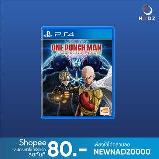 PlayStation 4 : One Punch Man: A Hero Nobody Knows | English | R3