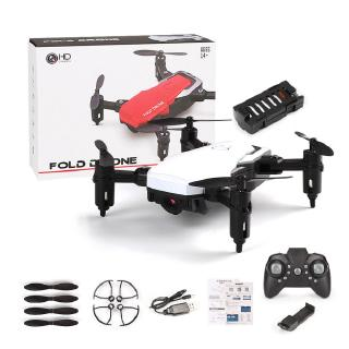 Review โดรนบังคับ f606 Mini Drone With Camera HD WIFI FPV Four-WS