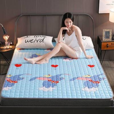 ผ้ารองนอน ที่นอน topper 3 ฟุต 5 ฟุต 6 ฟุต ◈โฟร์ซีซั่ Un สากลเครื่องซักผ้าเตียงแผ่นเสื่อทาทามิป้องกันการลื่นไถลแผ่นป้องกั