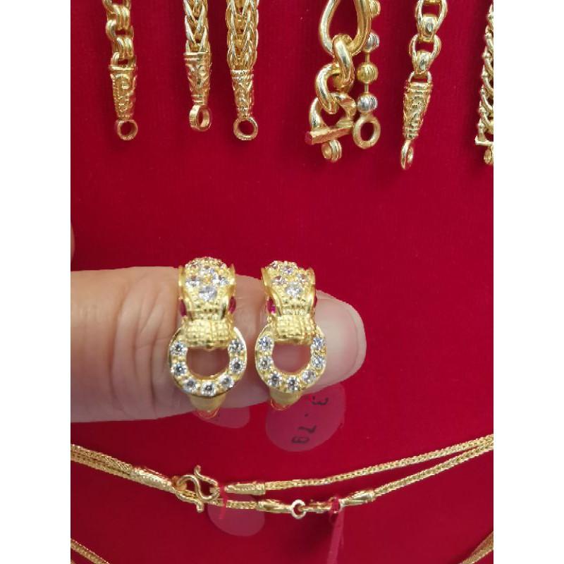 แหวนทองแท้ 96.5%  น้ำหนัก 1สลึง ไซ้ร 51,57  ราคา8,200บาท