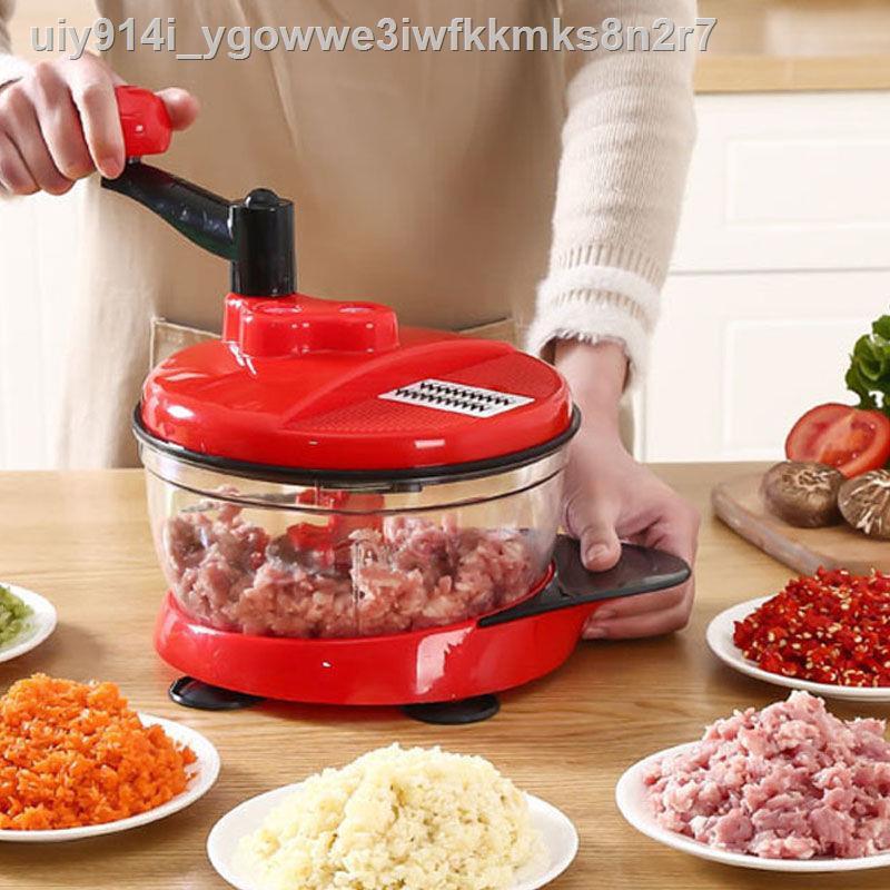 ☑✷℡คู่มือเครื่องตัดผักเครื่องบดเนื้อ, ขนมจีบ, ผัดกระเทียม, เครื่องกวนกระเทียมในครัวเรือน, สิ่งประดิษฐ์การตัดผัก