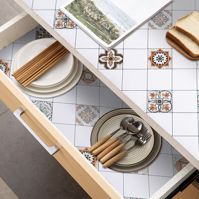ตู้ครัวตู้รองเท้าแผ่นกระดาษนอร์ดิกตู้เสื้อผ้าลิ้นชักกระดาษแผ่นความชื้นตู้กาวในตัวกันน้ำหนาพีวีซี