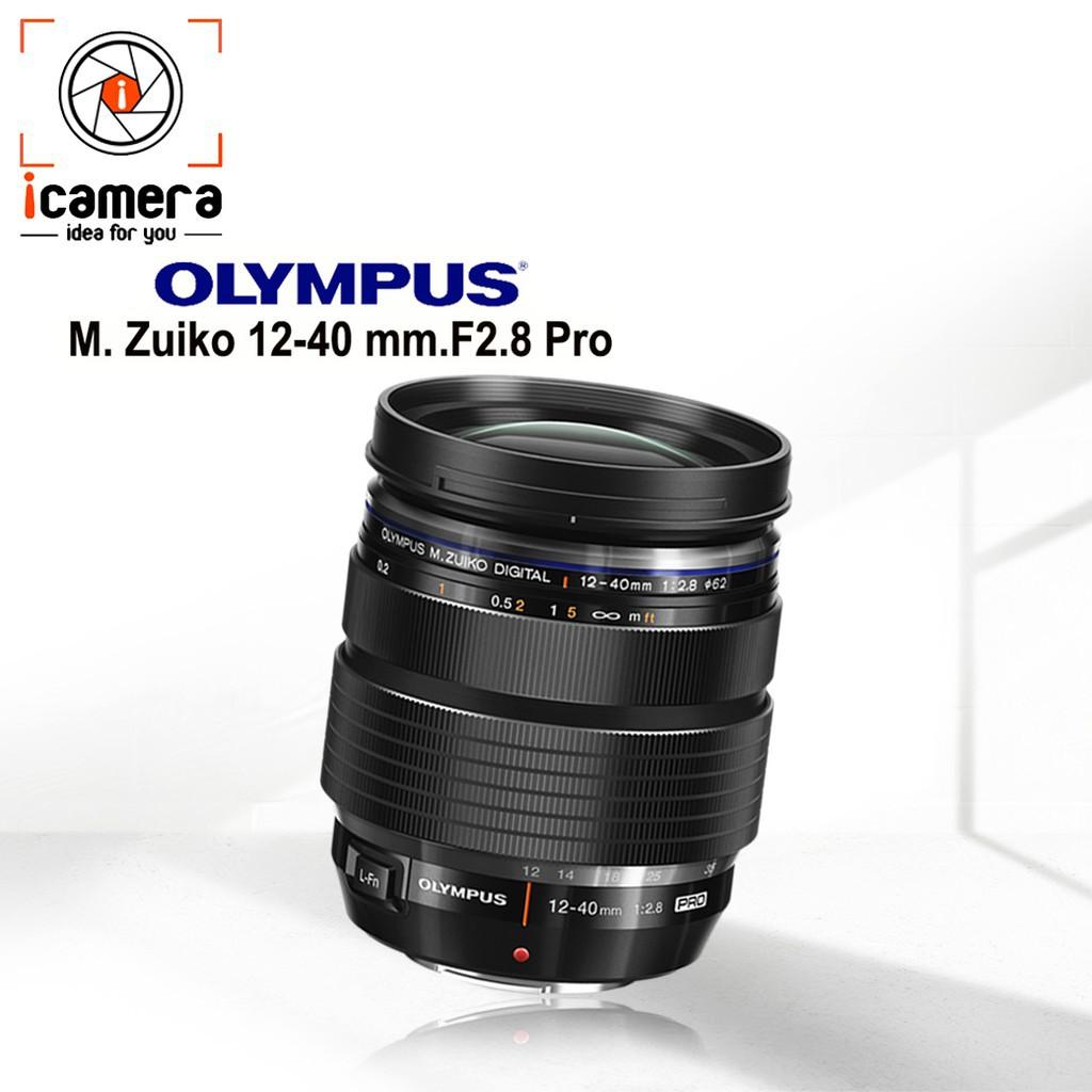 ▦Olympus Lens M.Zuiko ED 12-40 mm. F2.8 Pro - รับประกันร้าน i camera 1ปี