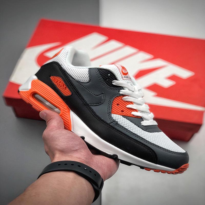 Nike Air Max 90 Essential 90  รองเท้าเบาะลมลำลอง(7)