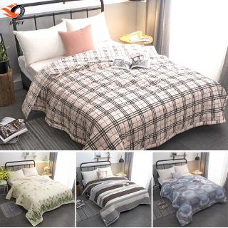 Dr Bedspread Beding Covers Single Soft
