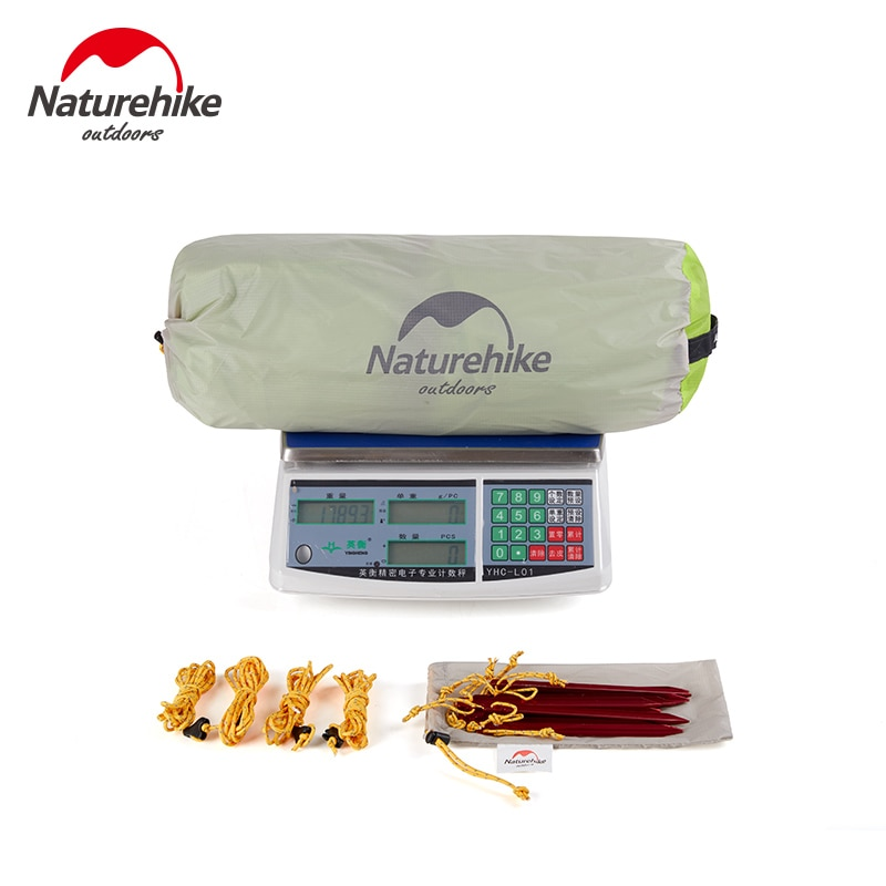 2020 New Naturehike factory sell Mongar 2 Camping Tent Double Layers 2 Person Waterproof Ultralight Dome Tent Free Shipp