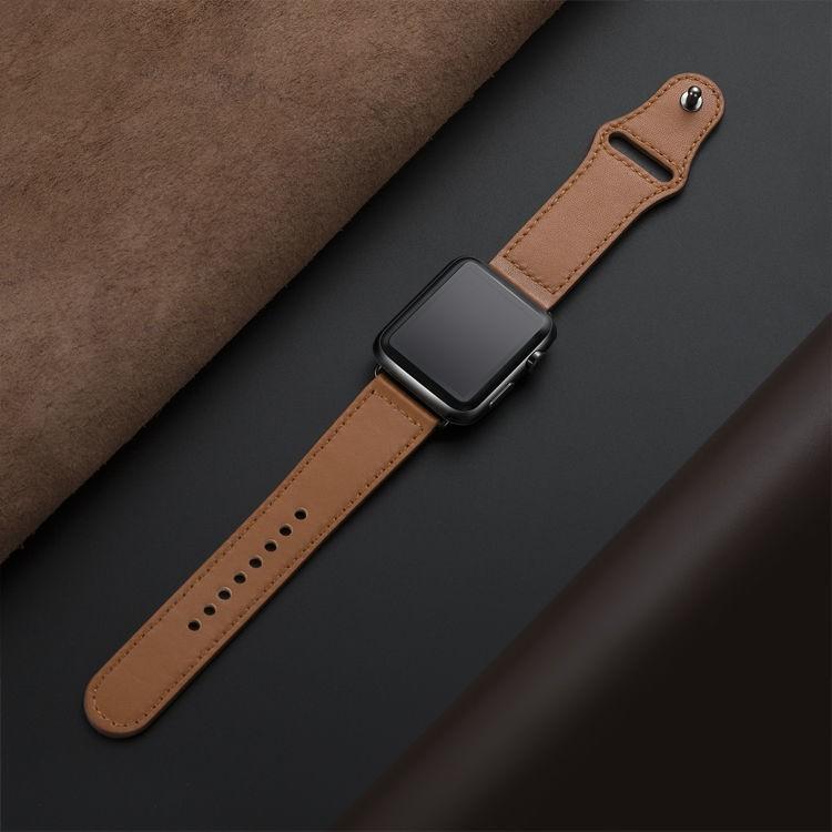 สายนาฬิกาข้อมือสายหนังสําหรับ Applewatch Applewatch serise1