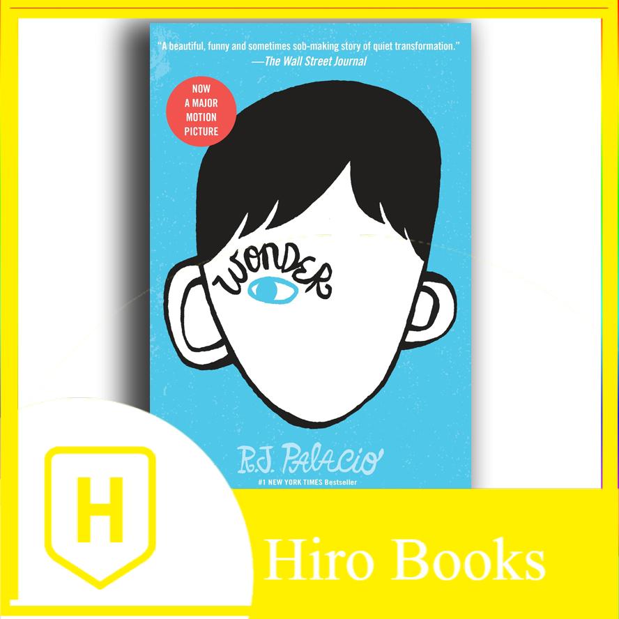 หนังสือ Wonder Books - Hiro
