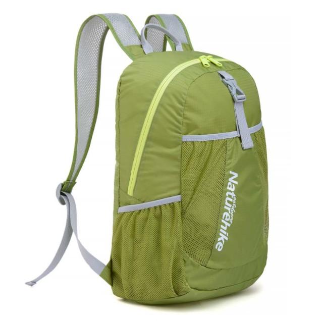 NATURE HIKE 22L OUTDOOR FOLDING BAG (GREEN)