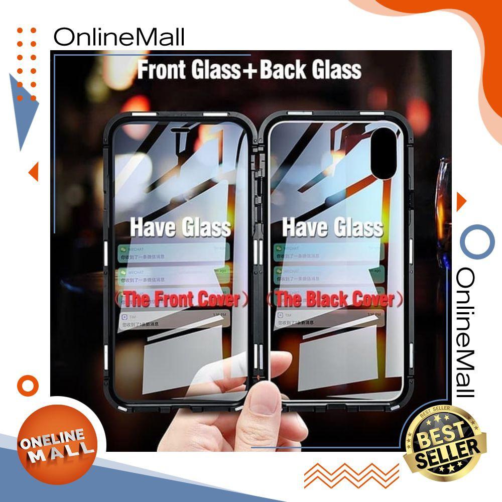 เคสโทรศัพท์มือถือแบบสองด้านสําหรับ Iphone 11 Pro Max I11-79