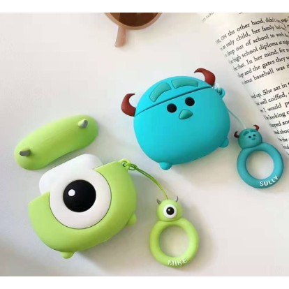 Silicone Headphone Case Airpods 2 Protective Cover Apple wireless Bluetooth Headset Protects Shell Softness yumikilato