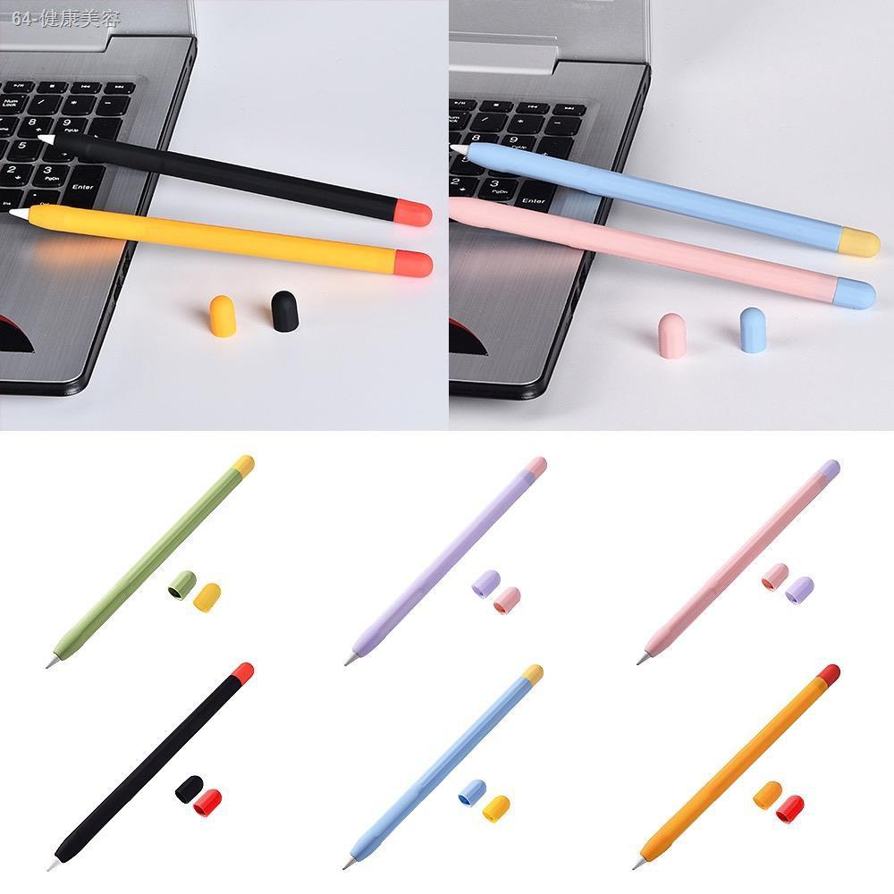 ◎พร้อมส่ง🇹🇭ปลอก Apple Pencil 1/2 Case เคส ปากกา ซิลิโคน ปลอกปากกาซิลิโคน เคสปากกา Apple Pencil silicone sleeve เคสซิลิ