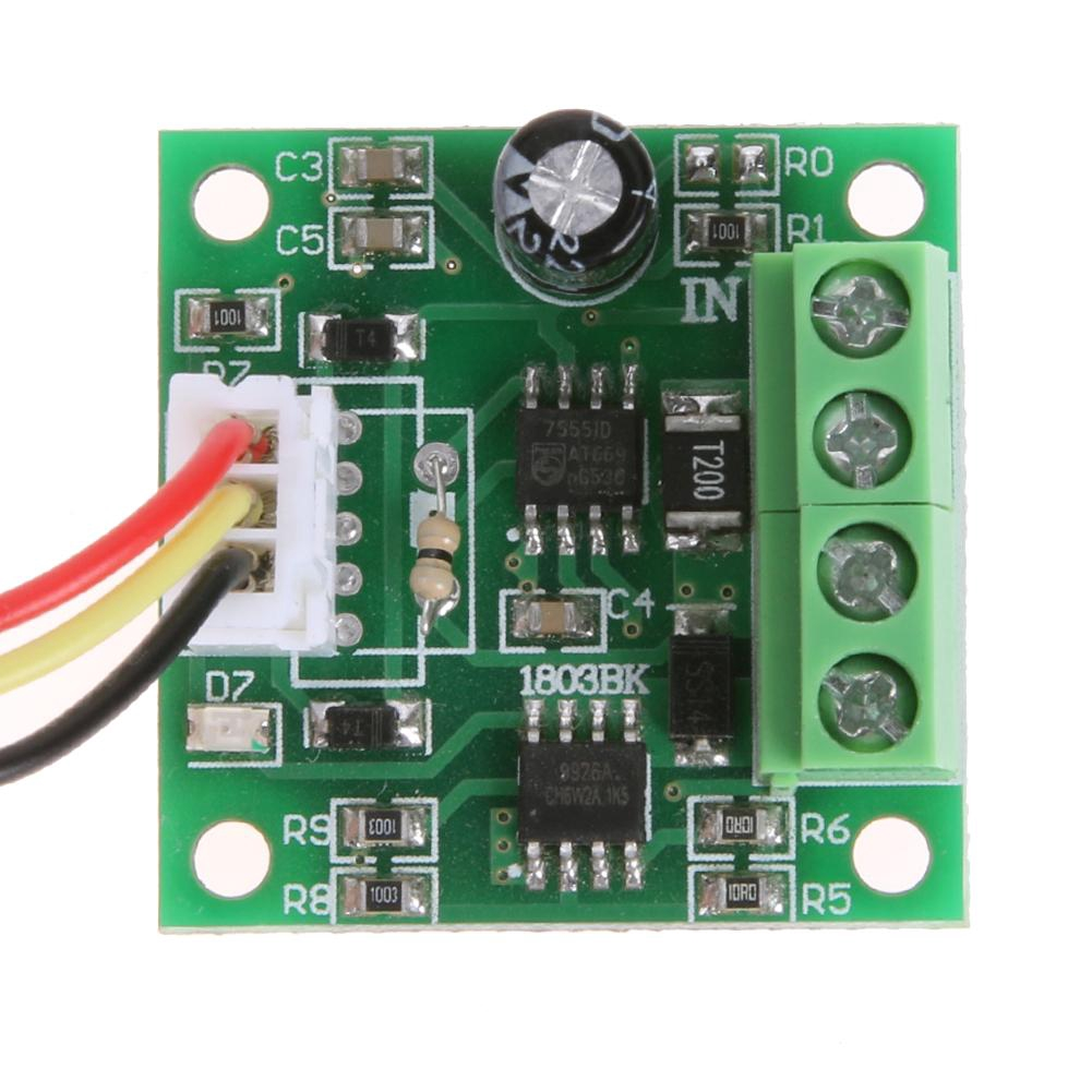 PWM DC Motor Sd Regulator 1.8V 3V 5V 6V 12V 2A Sd Control Module Ra Relay Switch Wiring on