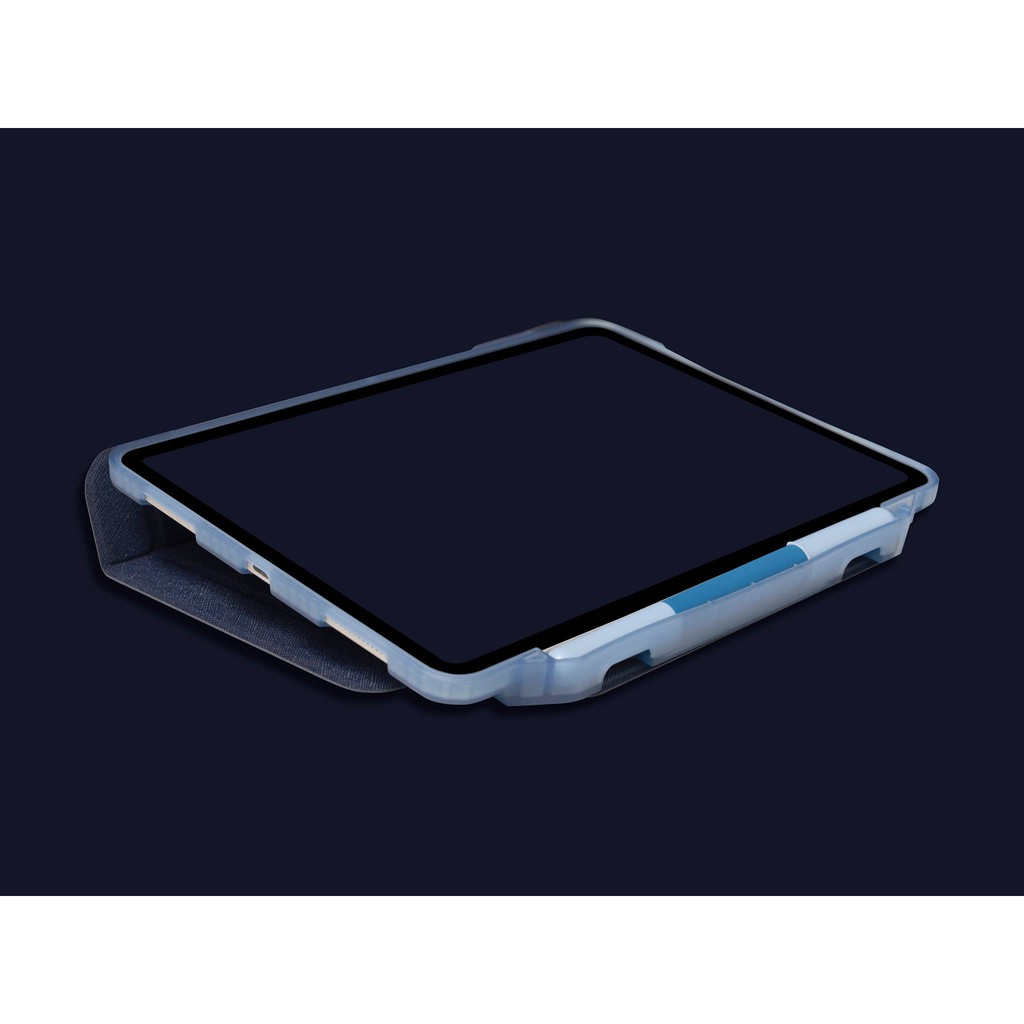 People Case For iPad pro 11 2021 รุ่นใหม่ล่าสุดจาก AppleSheep ใส่ปากกาพร้อมปลอกได้ [พร้อมส่งจากไทย] fPtW