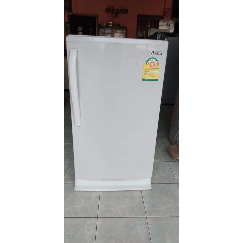 ตู้เย็นมือสอง 5คิวสวยๆมีประกันพร้อมใช้งาน