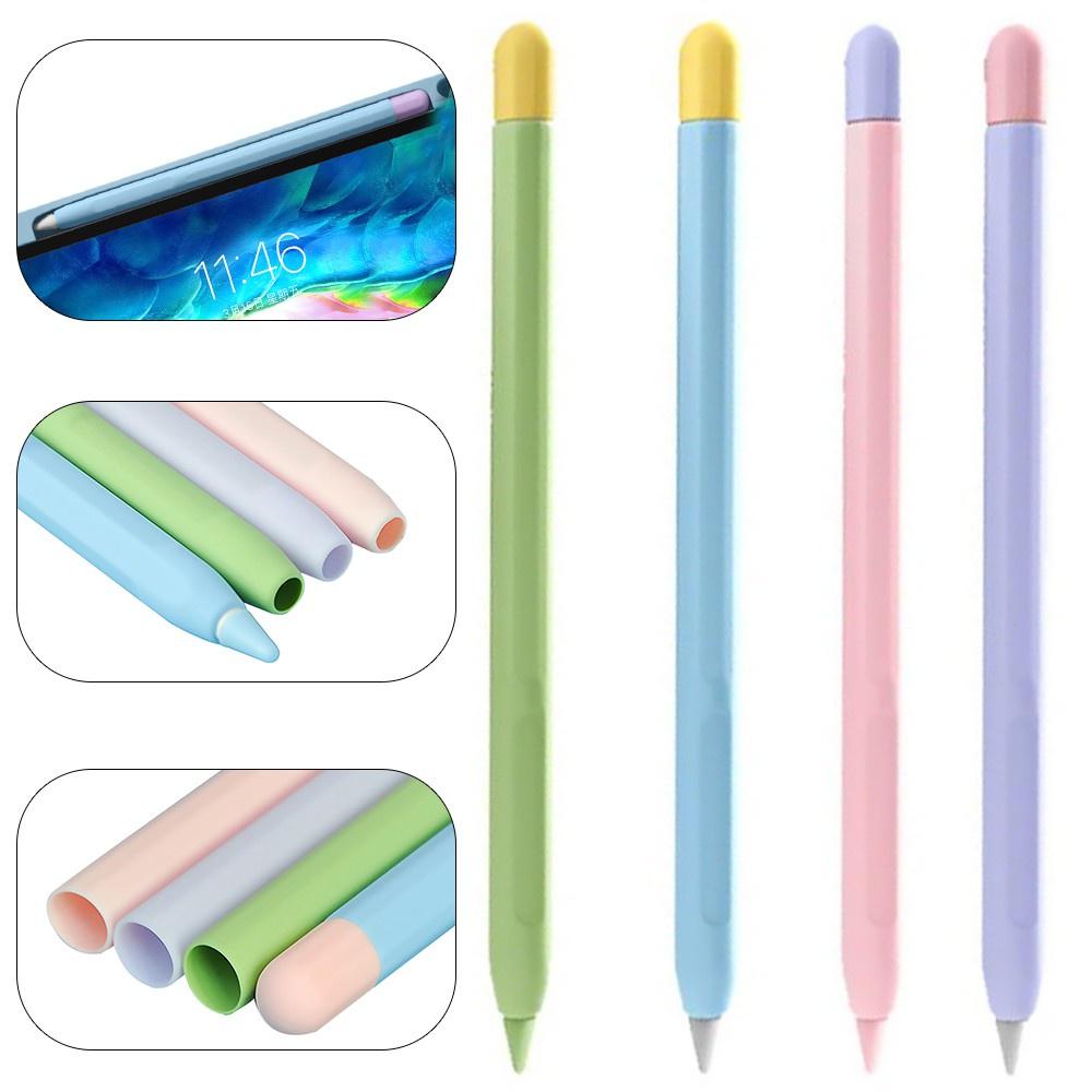 เคสซิลิโคนนุ่มสําหรับ Apple Pencil 2nd Case Stylus